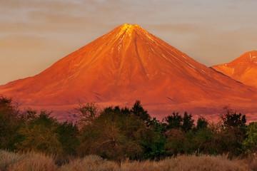 Volcán en Atacama
