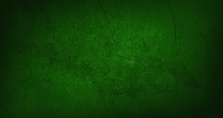 Blank dark green texture surface background Fototapete