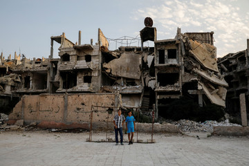 Life in Assad's Syria