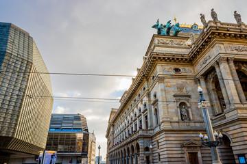 Le Nouveau Théâtre de Prague