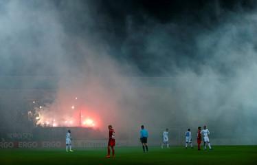 DFB Cup Second Round - Wehen Wiesbaden v Hamburger SV