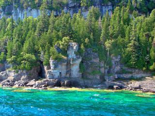 Fathom Five National Marine Park, Tobermory, Ontario