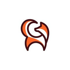fox logo vector download