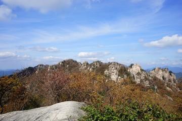 photo taken mountain climbing
