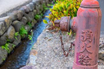 旧北国街道海野宿(長野県東御市)