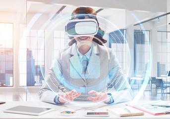 Virtual protection concept
