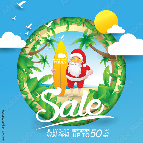 Christmas In July Royalty Free Images.Christmas In July Stock Image And Royalty Free Vector Files