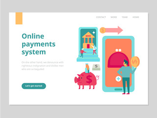 Finance Web Banner