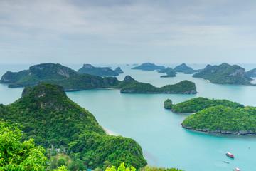 Mu Ko Ang Thong National Park, Samui Island, Thailand