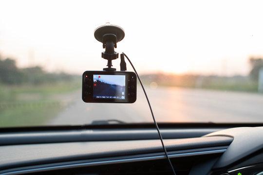 Front camera car.