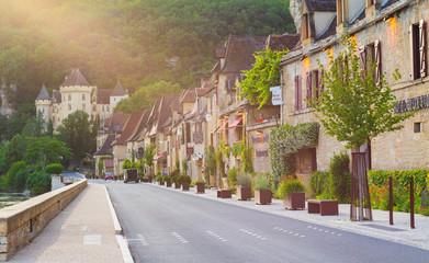 La Roque-Gageac village in France