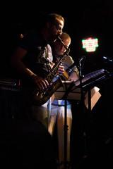 Hands performs in Whelan's Pub, Dublin 2017