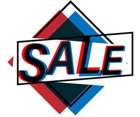 Sale banner template design, Mega sale special offer. end of season special offer banner. vector illustration. Sale Abstract Background. Vector Banner with explosion effect.