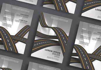 Roads Flyer Layout