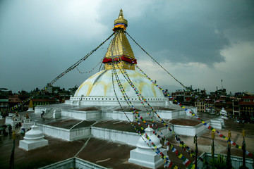 temple in nepal
