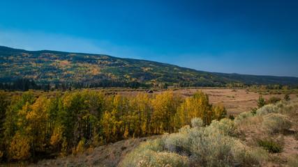 Northern Colorado in Autumn