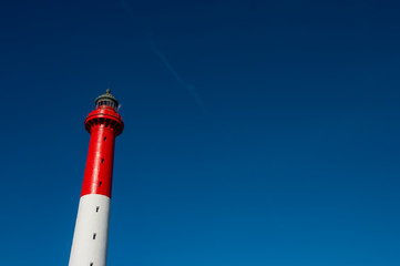 Lighthouse of La Coubre, La Tremblade , Charente-Maritime, France, EU, Europe.