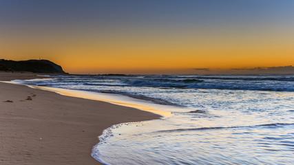 Clear Skies for Sunrise - Seascape