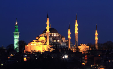 istanbul_Süleymaniye-