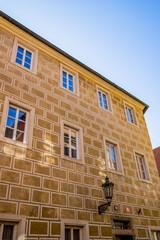 La Ruelle d'Or dans le Château Royal de Prague