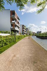 Grüne Mitte Stadt Essen-Universitätsviertel