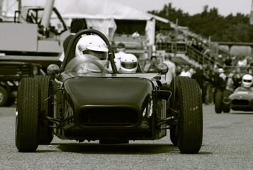 Vintage Motorsport Rennen