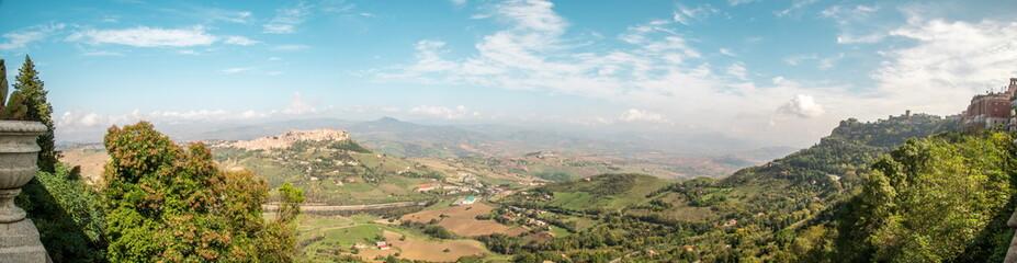 La pose en embrasure Piscine Italian Landscape