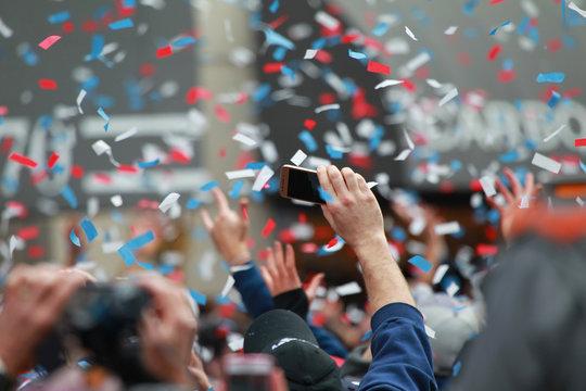 Red Sox 2018 World Series Champions Parade