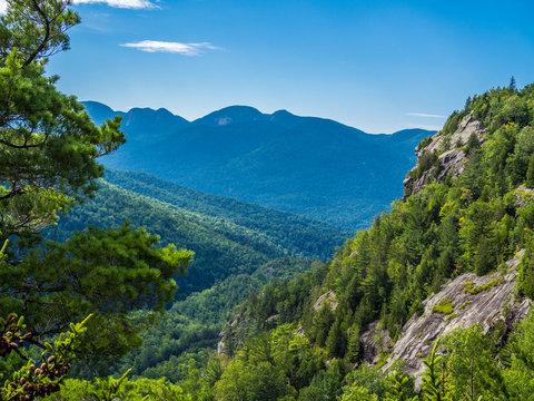 View at Adirondack High Peaks