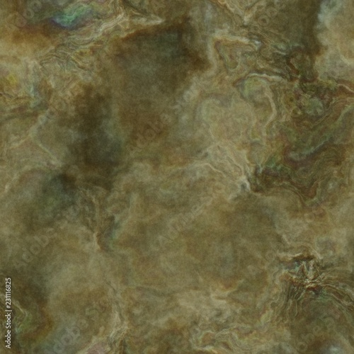Fantasy planet terrain seamless texture or background