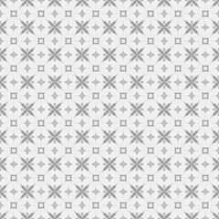 Abstract seamless geometrical pattern. Vintage background texture.