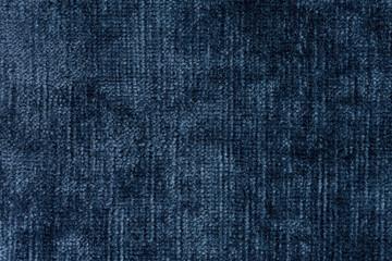 Shiny blue velvet texture for your elegant style.