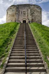 York castle, England