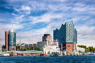 Hafen Hamburg oper