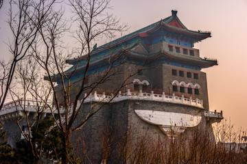 Gate Tower China Beijing East door Arrow Building