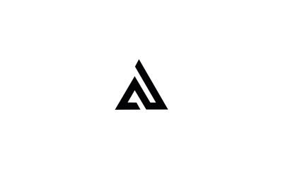abstract initial AP triangle design