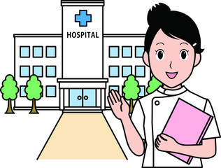 病院 人物