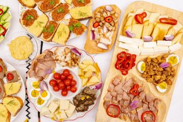 Food from Romania and Moldova