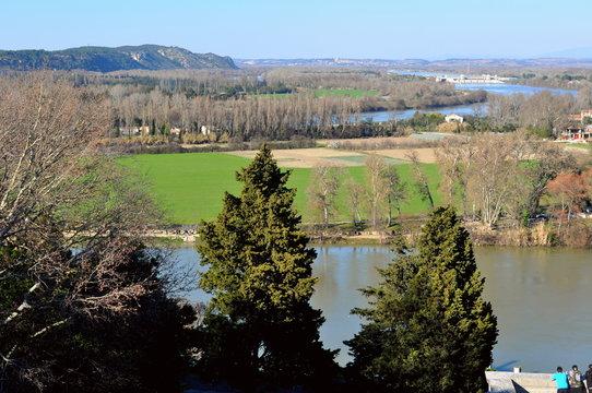 Avignon in France