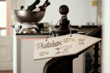 Photobox, Fotobox, Photobooth