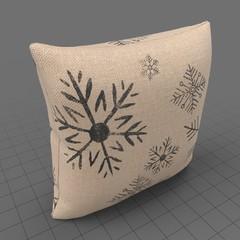Christmas pillow 1