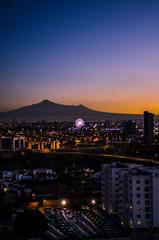 night photography mexico