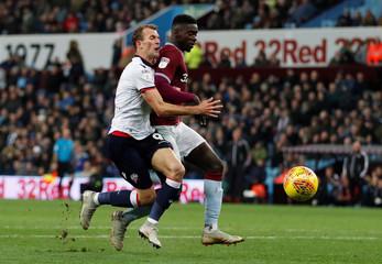 Championship - Aston Villa v Bolton Wanderers