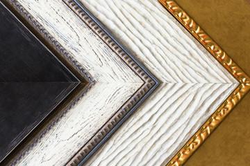 Frames samples background.