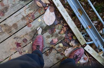 登山 / 靴 / スニーカー / アウトドアのイメージ