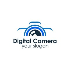 digital camera logo design