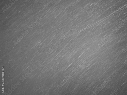 Stainless Steel Sheet Metal Texture With Scratches