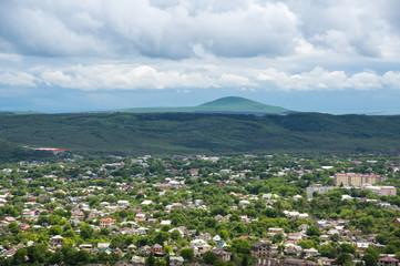 Panoramic view of Pyatigorsk