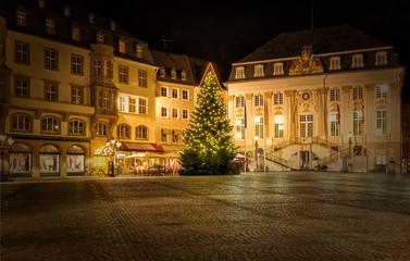 Weihnacht am Alten Rathaus in Bonn