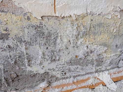 Gut gemocht Salpeter Wand